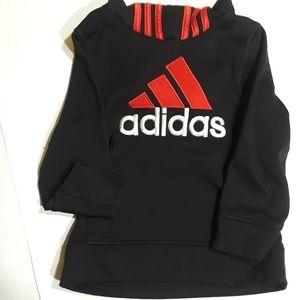Adidas boys hoodie size 5